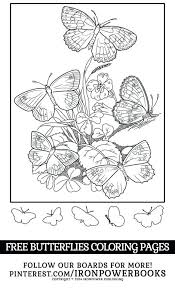 Free Printable Coloring Pages Life Cycle Butterfly Monarch For Adults Kids
