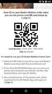 $2 Baskin Robbins Egift Card. Expires 11/06/17 : SingleUseCodes Baskin Robbins Free Ice Cream Coupons Chase Coupon 125 Dollars Product Name Online At Paytmcom 50 Off Paytm National Ice Cream Day Freebies And Deals Robbins Coupons Get Off Deal 3 Your Next Baskrobbins Cake Or Dig Into Freebies On Diamonds Dads Dog Food Printable Home Delivery Order Online Hirdani 2 Egift Card Expires 110617 Singleusecodes Buy One Get Tuesday 2018 Store Deals Cookies Pralines N 500ml