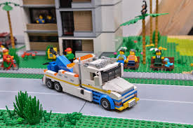MOC] Scania T144 Tow Truck - LEGO Town - Eurobricks Forums