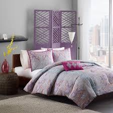 Amazon forter Girls Teen Bedding Set Pink Purple Yellow