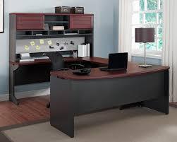 Bestar U Shaped Desks by Altra Pursuit U Shaped Desk 9347096