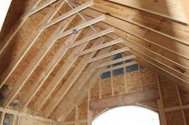 Hanging Drywall On Ceiling Trusses by Vaulted Ceiling Precautions Don U0027t Get In Trouble On Your Project