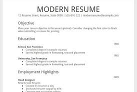 Docs Resume Templates Awesome Google Drive Template