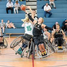 RollstuhlbasketballWM In Hamburg Das Geräusch Von Metall Auf