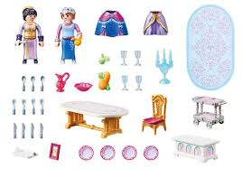 esszimmer playmobil princess 70455 shop eurotoys de