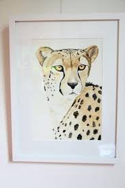Leopard Print Bathroom Wall Decor by Wall Ideas Cheetah Wall Decor Animal Print Room Decor Cheetah
