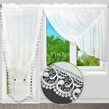 balkonfenster gardinen günstig kaufen ebay