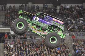 Monster Trucks A Family Dynasty For Andersons - Entertainment & Life ...