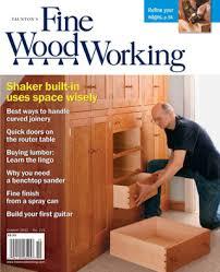 fine woodworking magazine media kit info