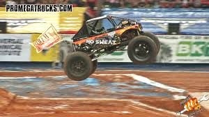 PRO MEGA TRUCKS INVADE MONSTER JAM - YouTube