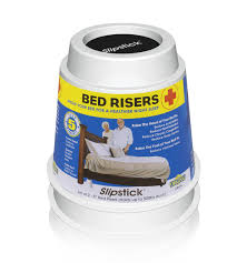 Sturdy Bed Risers by Cb656 Medical Bed Risers Riser Raisers Slipstick Foot