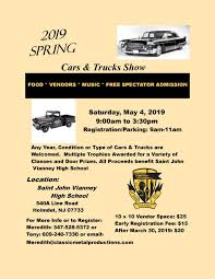 100 Wild West Cars And Trucks May 2019 New Jersey Car Shows NewJerseyCarShowscom