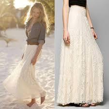 white skirt long promotion shop for promotional white skirt long
