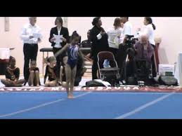 emma zhang the 4th annual world gymnastics challenge 2016