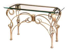 Walmart Metal Sofa Table by Furniture Outstanding Coaster Silver Glass Console Table Steal