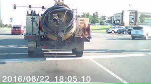 Never Tailgate A Septic Truck You Only Will Get Shit On! - YouTube