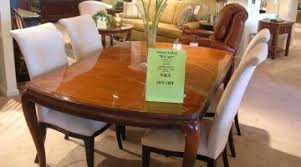 Spectacular Thomasville Cherry Dining Room Set Astonishing Design