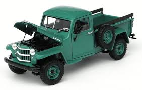 Bank No More: Scratch-built 1/25-scale Jeep Pickup Improve ... 1957 Jeep Willys Pick Up Truck Off Road Jeeps For Sale For Sale 1948 Willysoverland Classiccarscom Cc11300 Hemmings Find Of The Day 1982 J10 Laredo Pick Daily Lifted Comanche 4x4 Build Ideas Pics Suspension Offroad Cars Used 1983 Pickup In Bainbridge Ga 39817 Other Peoples Ilium Gazette 1985 Amc Jeep Pickup Youtube 2017 Redesign New Model All Original M715 Kaiser Bank No More Scratchbuilt 125scale Pickup Improve