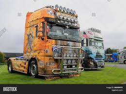 100 Show Trucks DAF World Image Photo Free Trial Bigstock