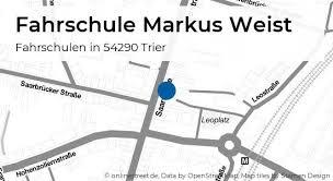 fahrschule markus weist saarstraße in trier trier süd