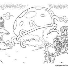 Sponge Bob And His Friends Patrick Star Squidward Coloring Page