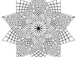 Advanced Coloring Pages Free Printable With Shimosokubiz Drawing