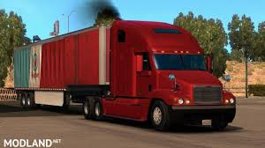 Freightliner Century 1.28.x Mod For American Truck Simulator, ATS 2000 Freightliner 4600 Gallon Century Class 3x Fuel Delivery Truck Chevy Celebrates 100 Years Of Pickups With Ctennial Edition 2008 Freightliner Trucks Pinterest Rigs Light Duty Miller Industries Century V40 Ets 2 Mods Ets2downloads Deluxe Mod For Columbia Class North American Youtube Buy2ship Sale Online Ctosemitrailtippers 1150 1150r 1150rxp For Sale Archives Rocklea Truck Parts Ford Flatbed In Texas Used On Buyllsearch Mack Browse By Truck Brands