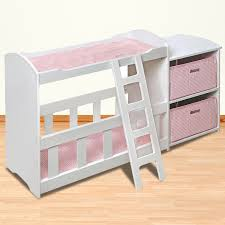Badger Basket Doll Bed by Badger Basket Doll Crib And Changing Station With 2 Baskets Free