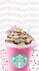 Pink Starbucks Coffee Tea Wallpaper Iphone Wallpapers Overlay 6 Save Screen Happy Sunday Java