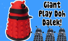 Dr Who Dalek Christmas Tree by How To Build