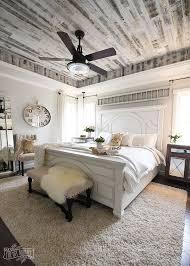 Modern French Country Farmhouse Master Bedroom Design farmhouse