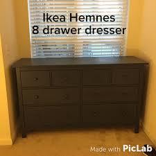 6 Drawer Dresser Black by Homeware Inspiring Interior Storage Design Ideas With Hemnes 8