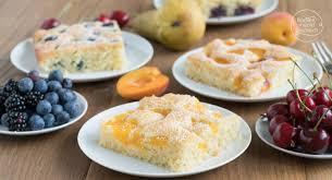 einfacher schneller obstkuchen vom blech backen macht
