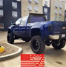 100 Truck Light Rack GALLERY Dark Threat Fabrication Metal Fabrication Engineering