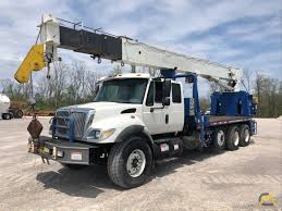 National Series 900A (model 9103A) 26-ton Boom Truck On ...