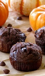 Healthy Chocolate Pumpkin Desserts by Healthy Chocolate Pumpkin Muffins The Dinner Mom