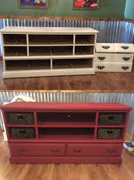 Koala Sewing Cabinet Craigslist by Old Dresser Into Tv Cabinet With Chalk Paint Annie Sloan