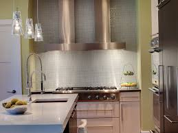 clear glass tile backsplash kitchen home design ideas