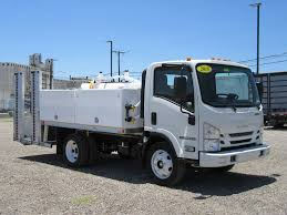 2018 New Isuzu NPR HD (Chemical Spray Truck) At Industrial Power ...