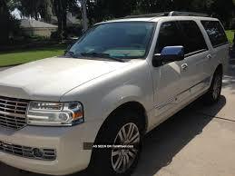 2007 Lincoln Navigator Suv White 20