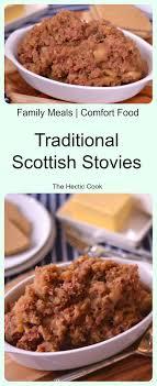 cuisine ecossaise traditional scottish stovies recette cuisine écossaise