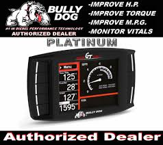 100 Programmers For Gas Trucks BULLY DOG GT PLATINUM 40417 PROGRAMMER TUNER DODGE RAM 1500 2500