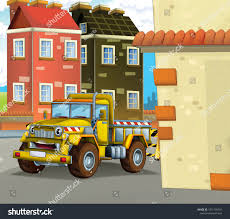 100 Funny Truck Pics Cartoon Happy Construction Site Stock Illustration