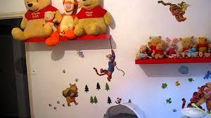 chambre bebe winnie l ourson déco winnie l ourson chambre bébé