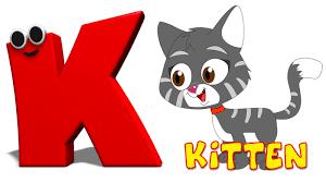 Phonics Letter K Song Alphabets Songs For Children Letter K