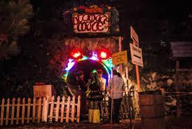 Halloween Haunt Worlds Of Fun Map by Halloween Castle Of Muskogee
