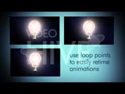 adobe after effects project free light bulb link
