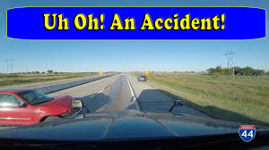 100 Big Cabin Truck Stop An Accident After Picking Up Tires In Lawton Oklahoma For Ohio My