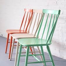 chaise ée 50 d origine britannique ce style de chaise a massivement