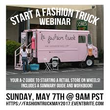 American Mobile Retail Association: May Webinar: Start A Fashion ...